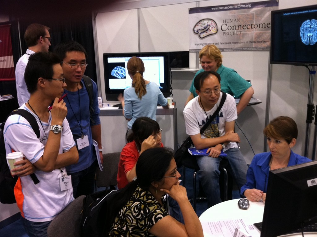 HCP Booth 107 at HBM 2011